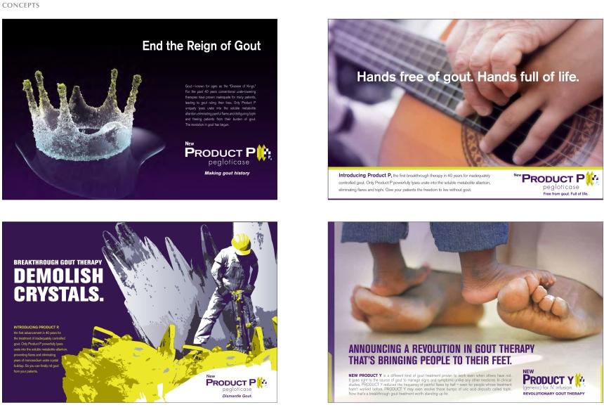 Design: Concepts for Gout